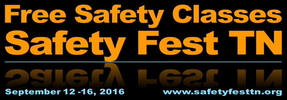Over 60 free safety & health classes, seminars and demonstrations.