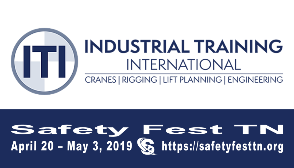 Safety Fest TN welcomes Champion Sponsor Industrial Training
