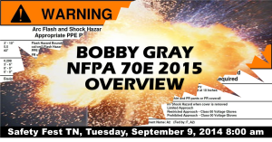 NFPA 70E 2015